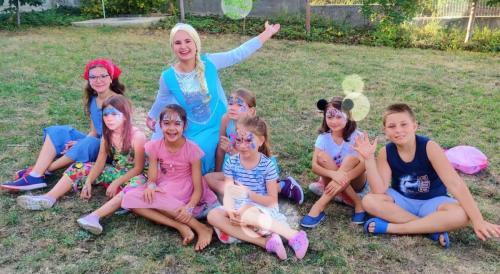 Party cu Elsa