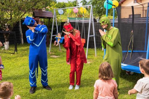 PJ Masks Party