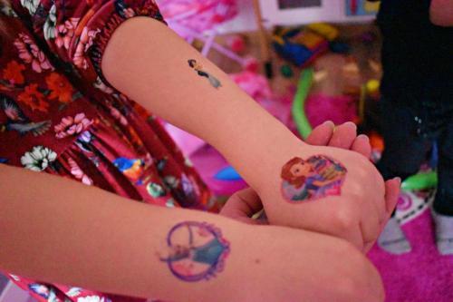 Tatuaje pentru copii