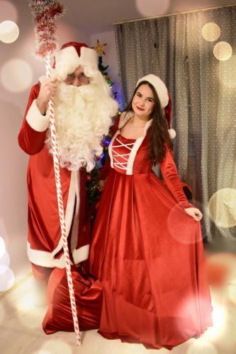 Moș Crăciun și Crăciunița