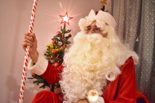 Moș Crăciun Iași