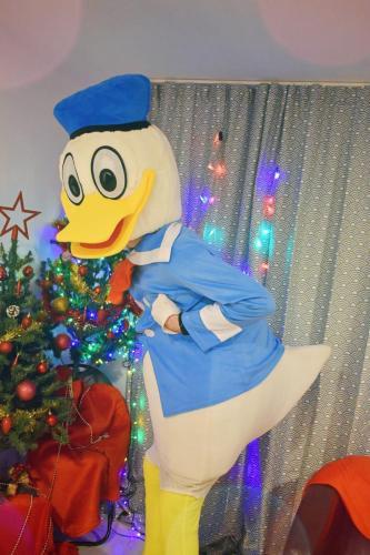 Mascota Donald Duck