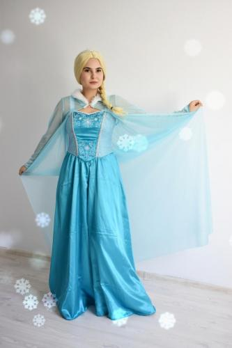 Elsa-animatori_copii_AnimaDisney