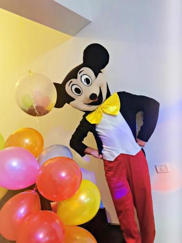 Mickey Mouse - mascotă