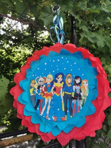 Pinata SuperHero Girls
