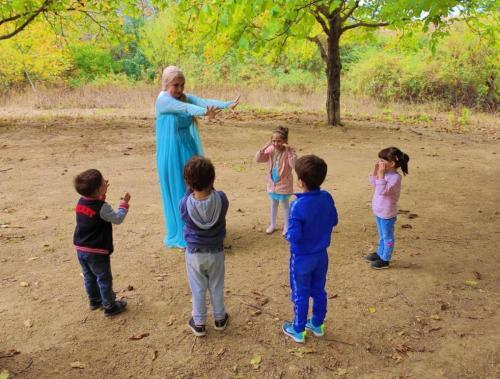 Elsa - petrecere pentru copii