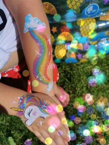 FacePainting by AnimaDisney