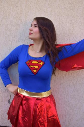SuperGirl - animator AnimaDisney