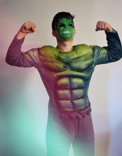 Hulk - animator AnimaDisney