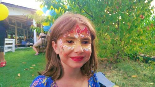 Facepainting AnimaDisney