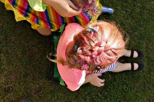 Crazy Hair Iasi AnimaDisney