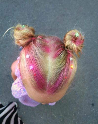 Crazy Hair AnimaDisney